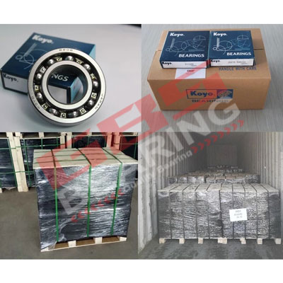 KOYO 6212Z Bearing Packaging picture