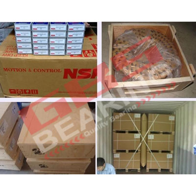 NSK 7016CTRSU Bearing Packaging picture
